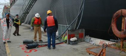Shore Power & Vessel Commissioning