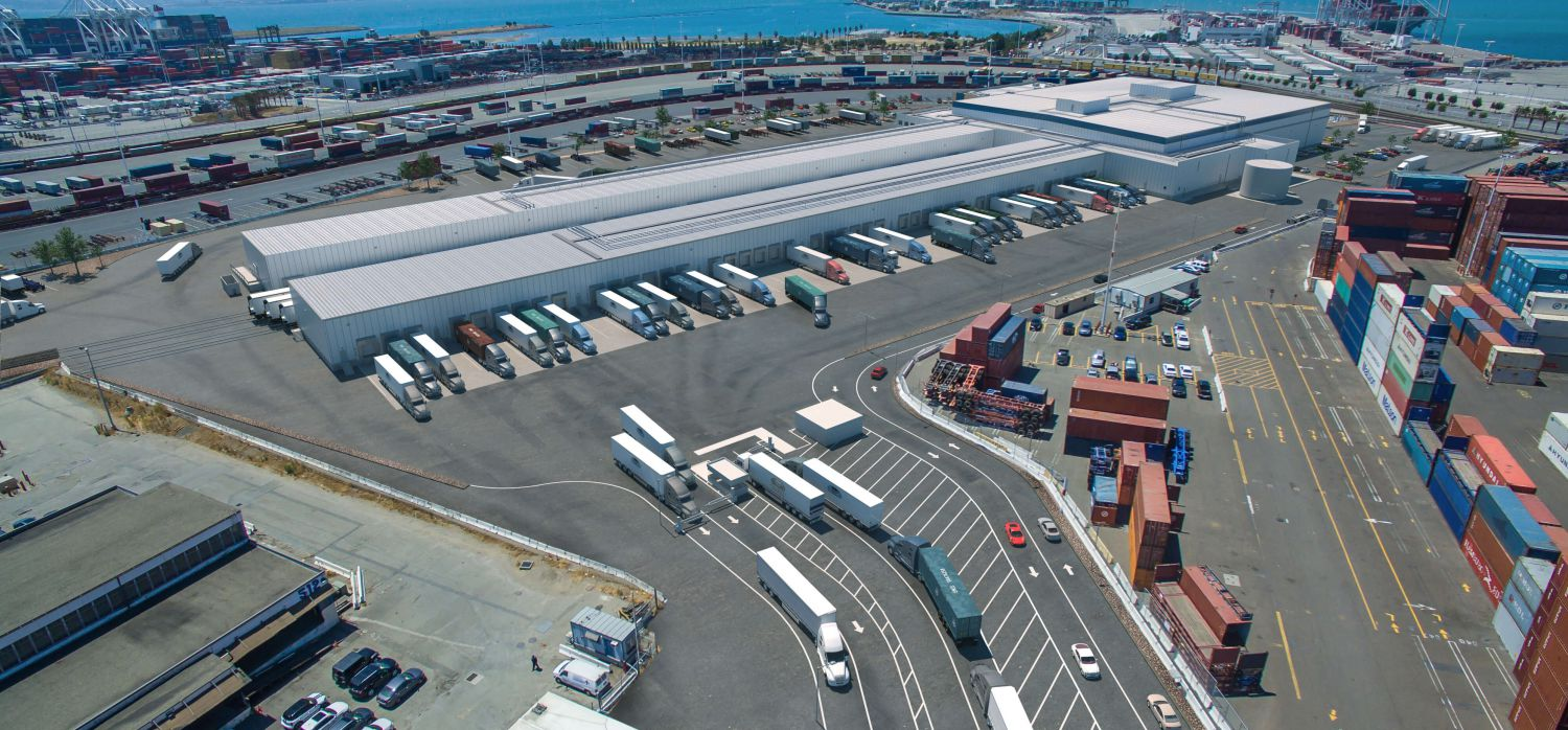 Your Partner in Logistics Cool Port Development